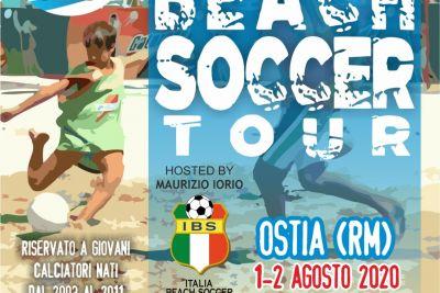 FASTWEB Beach Soccer Tour OSTIA 1-2 Agosto 2020