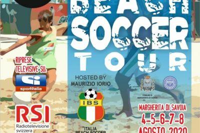 FASTWEB BEACH SOCCER TOUR MARGHERITA DI SAVOIA