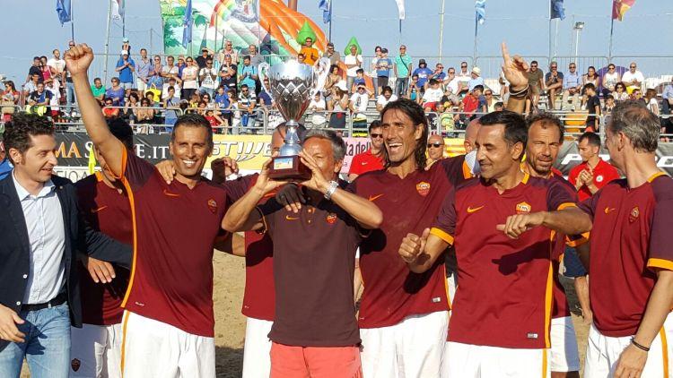 La Roma vince la Superlega Senior Cup